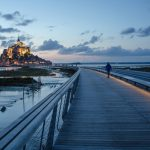 Eröffnungsfeier – Abtei Mont Saint-Michel