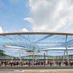Luftarchitektur – Dach und Wand aus Luft