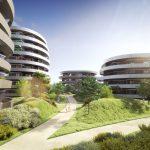 VIERTEL ZWEI – Urbanes Wohnen im Grünen