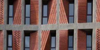 Neuer Wohnbau für teheranische Arbeiter