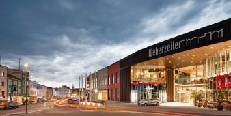 Einkaufszentrum Weberzeile