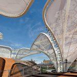 Online Voting für Solar Trees des Deutschen Pavillons