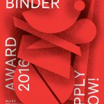 Ausschreibung: Joseph Binder Award 2016