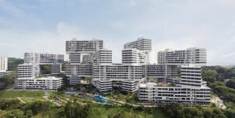The Interlace, Singapur