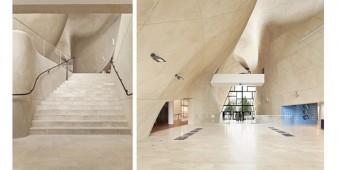 Vortrag von Architekt Rainer Mahlamäki