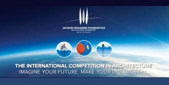 Architektur Wettbewerb der Jaques Rougerie Foundation