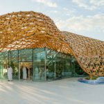 Butterfly Pavillon Noor Island