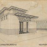 Ausstellung: Gezeichnete Moderne. Rudolf Weiss