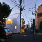 Mietwohnhaus in Tokyo