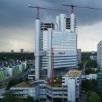 HVB Tower München – Fotografien von HG ESCH