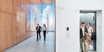 Schindler Digital – Planungstool für Aufzüge