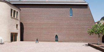 Erweiterung des Musée d'Unterlinden