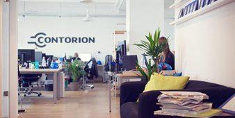 Interior Design Wettbewerb Contorion 2016
