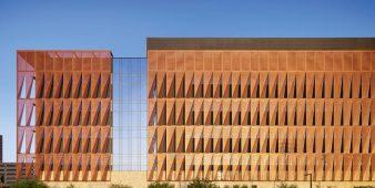 Neue Fassade für Krebstherapie-Zentrum Phoenix