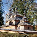 Religiöses Architekturerbe: slowakische Holzkirchen