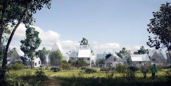 Zukunftsvision: Ökogemeinschaft