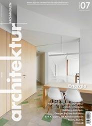 Architektur Fachmagazin eMagazin 07/2016