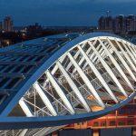 The High-Tech Park Bridge