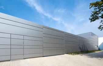 Erweiterung Audi Trainingscenter