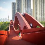 Lucky Knot Bridge Changsha