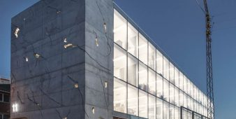 Sonnesgade 11 Office Building in Aarhus