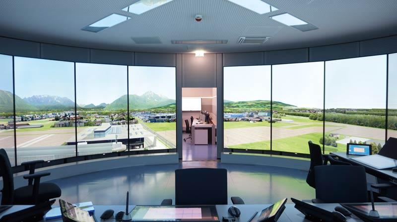 Austro Control Simulationscenter