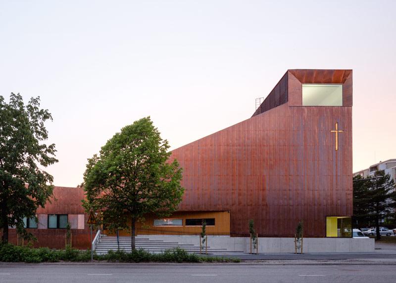Suvela Chapel