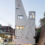 Mysteriöse Linien des Architekten Moon Hoon