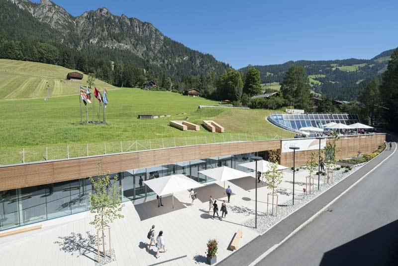 Alpbach Kongresszentrum Selmer