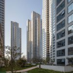 Wohnbau in China – River Heights Residences