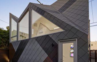Zickzack von außen bis innen – Modal Design