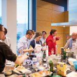 Architekten kochen im Mielecenter