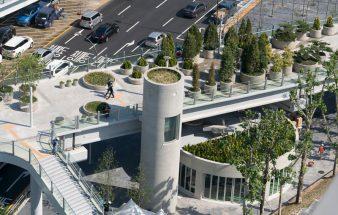 Grüne Infrastruktur – Skygarden