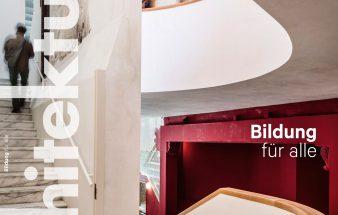 Architektur Fachmagazin eMagazin 04/17