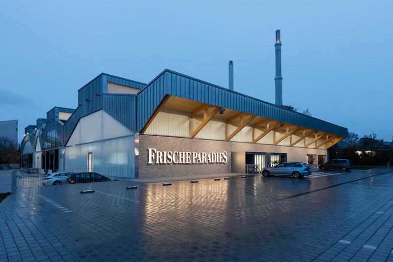 Das neue frischeparadies in stuttgart architektur online for Neue architektur stuttgart