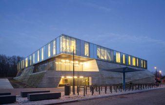 Brutalismus und Moderne – Antwerpen