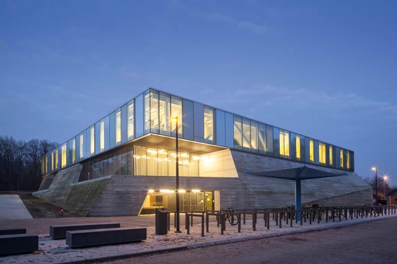 brutalismus und moderne antwerpen architektur online