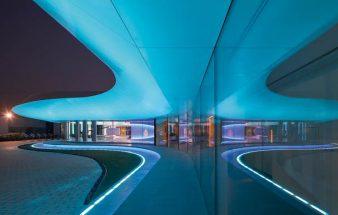 Architektur und Erscheinungsbild – Al Jazeera