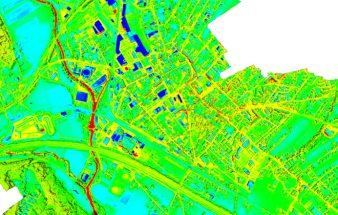 Digitalisierung aus der Luft – Gleisdorf