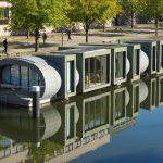 Schwimmendes Hotel aus Blech – Daniel Wickersheim