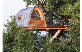 Buchtipp: Baumhäuser von Andreas Wenning