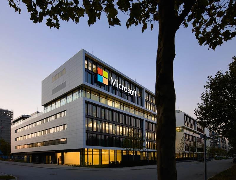 Microsoft_Zentrale_Muenchen_Aussenansicht_2_COPYRIGHT_MICROSOFT