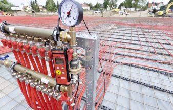 Thermische Bauteilaktivierung (TBA)