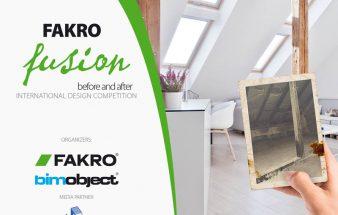 FAKRO Designwettbewerb für Architekten