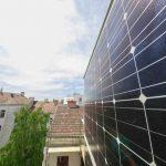Solarstrom für Aufzüge