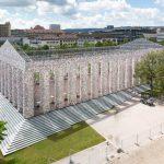 Parthenon der Bücher – Kasseler Friedrichsplatz