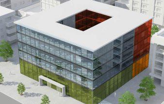 Fassade für Sicherheit und Energieeffizienz