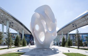 Neue Techniken für die Architektur – EXPO Astana
