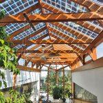 Semitransparente Fotovoltaik