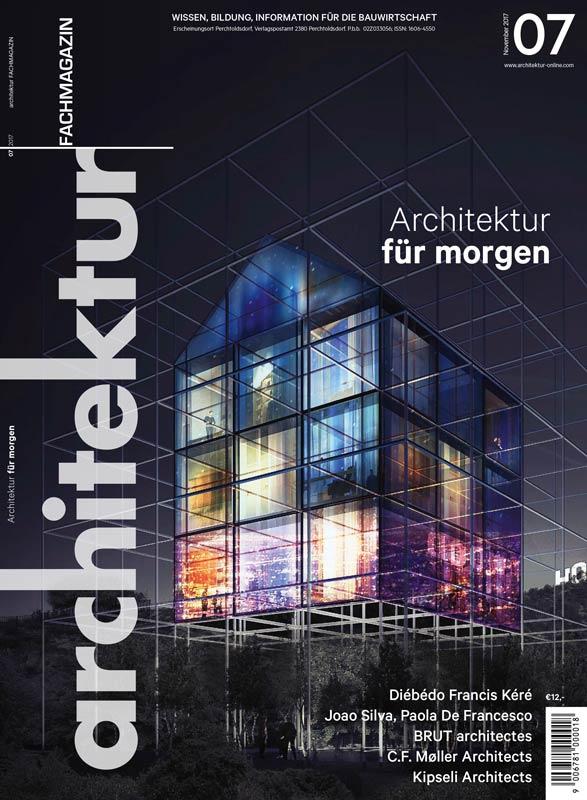 Architektur Fachmagazin eMagazin 07/2017